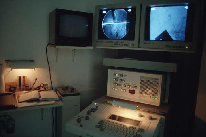 Röntgenlabor alt Radiologie