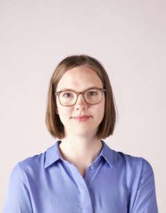 Wissenschaftliche Volontärin Lisa Janke
