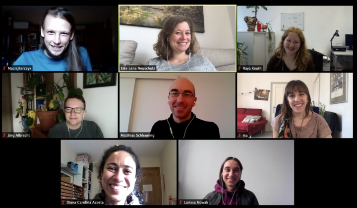 Functional ecology and global change Team