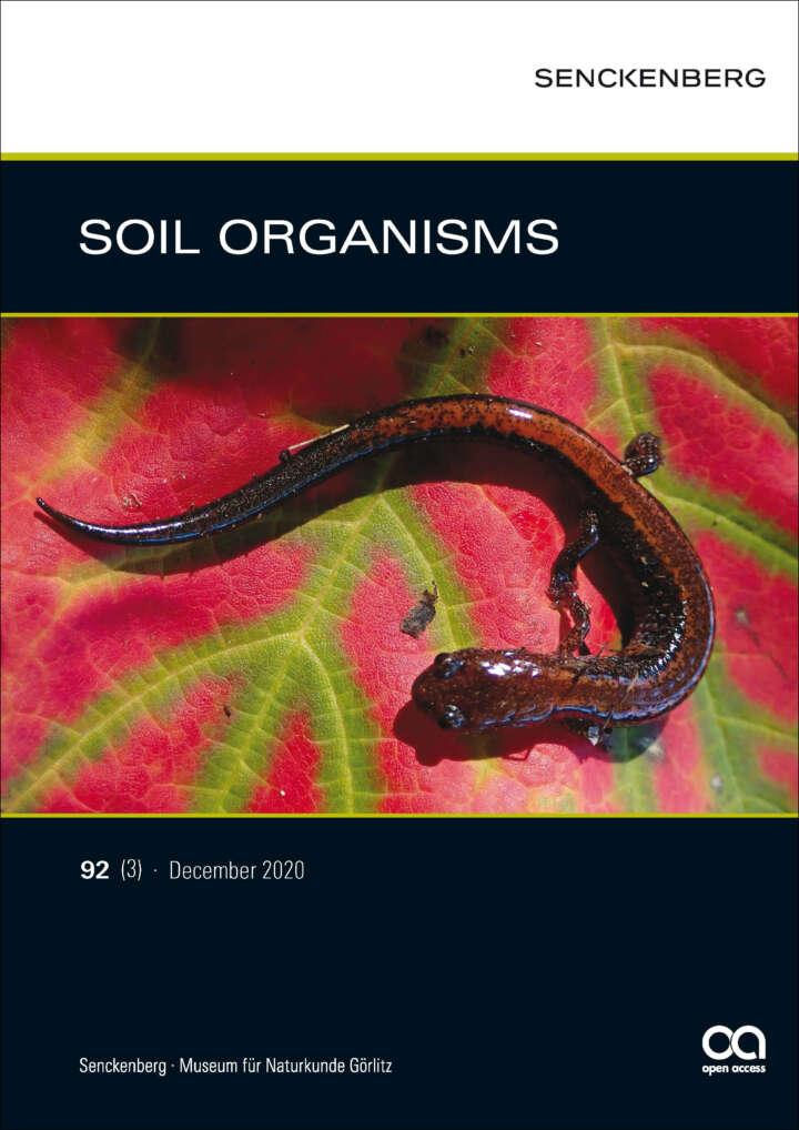 Soil Organism Cover