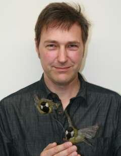 Mitarbeiterfoto Martin Packer
