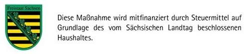 Freistaat Sachsen Koförderung EFRE