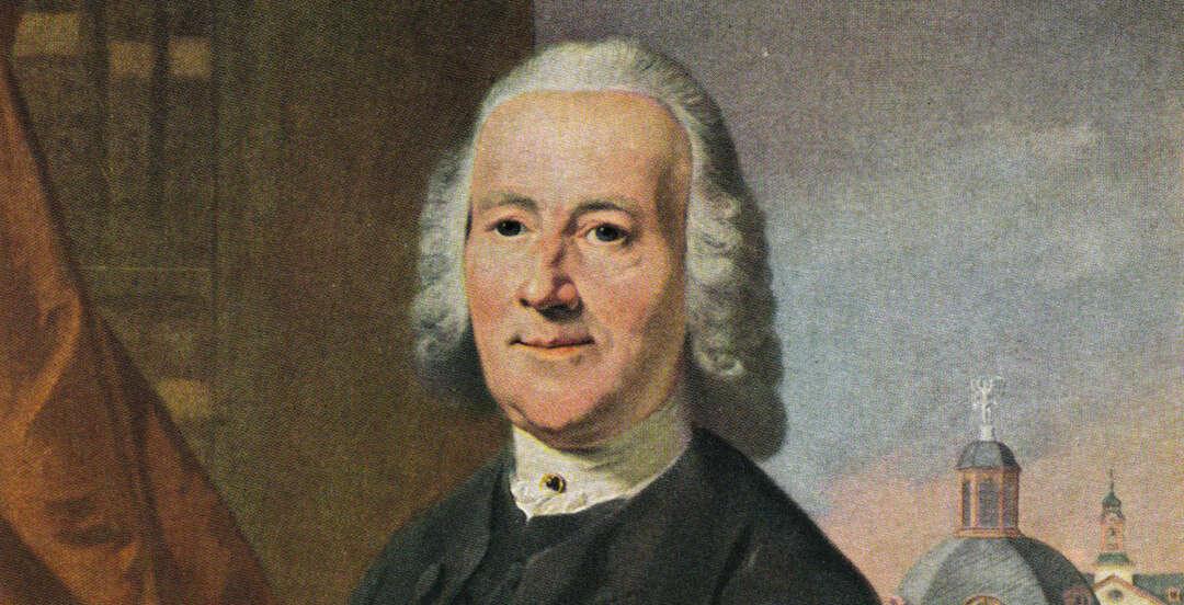 Johann Senckenberg Portrait