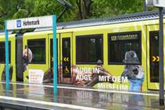 Senckenberg U-Bahn 2021
