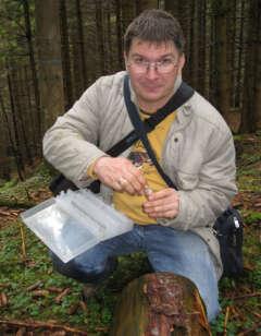 Bodenzoologie Jörg Spelda