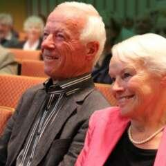 Meridian Naturfilmpreisträger Ingrid und Heinz von Matthey 2021